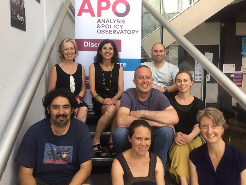 Thank you for a great 2017 from the APO team!