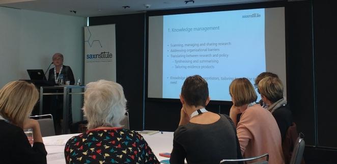 Workshop on Knowledge Brokering